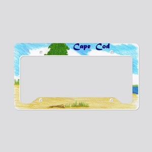 Notecard-#2000 Near Nauset License Plate Holder