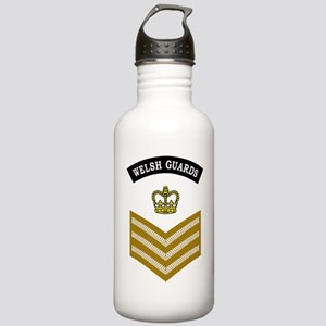 British-Army-Welsh-Gua Stainless Water Bottle 1.0L