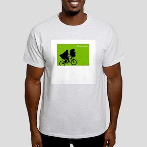 iPhone home Ash Grey T-Shirt