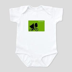 iPhone home Infant Bodysuit
