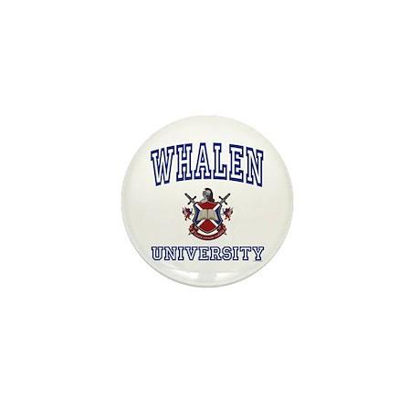 WHALEN University Mini Button (10 pack)