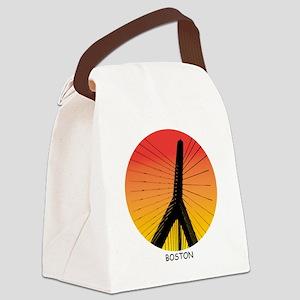 bostonPeace Canvas Lunch Bag