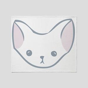 smallchi3 Throw Blanket