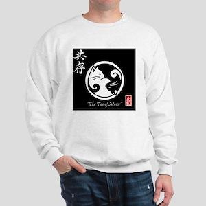 tao-of-meow Sweatshirt