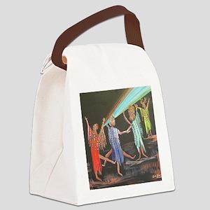 10x10_apparel_sistahs Canvas Lunch Bag