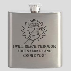 JAGERSHIRT Flask