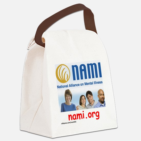 nami555 Canvas Lunch Bag