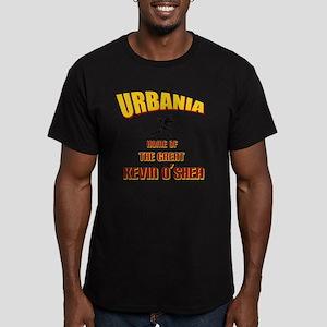 urbania Men's Fitted T-Shirt (dark)