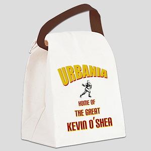 urbania Canvas Lunch Bag