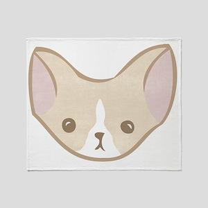 smallchi1 Throw Blanket