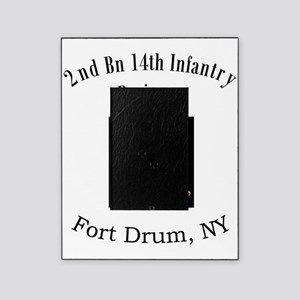 2nd bn 14th Inf Picture Frame