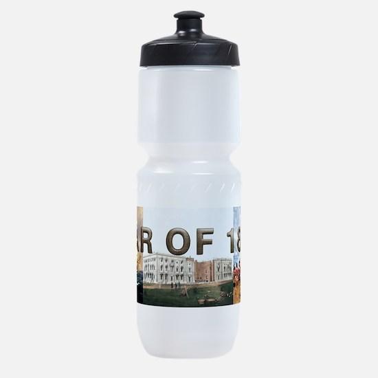 War of 1812 Sports Bottle