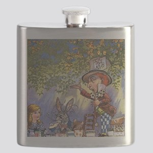 Unk. Alice Flask