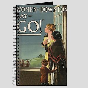 Women of Downton Journal