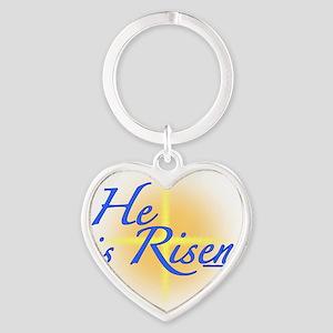 Heisrisen Heart Keychain