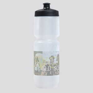 cowgirlos2tran Sports Bottle