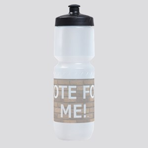 Vote for Me Sports Bottle