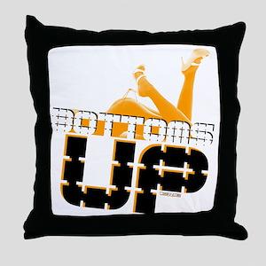 bup Throw Pillow
