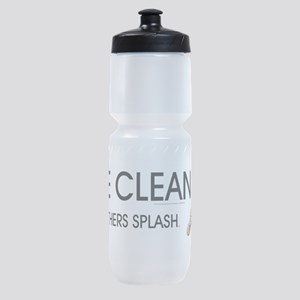 Dive Clean Sports Bottle