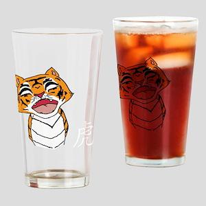 TigerPlain Drinking Glass