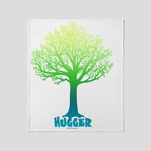 tHuggerNrainbTR Throw Blanket