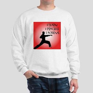cp_karate3 Sweatshirt