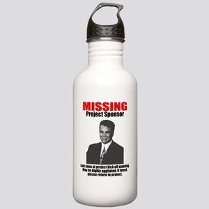 2-Missing Persons- Pro Stainless Water Bottle 1.0L