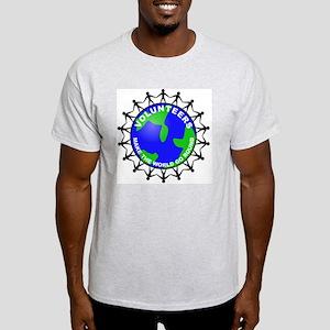 volunteers world final Light T-Shirt