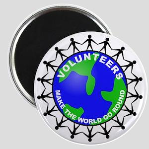 volunteers world final Magnet