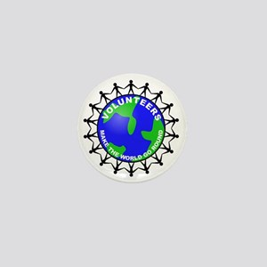 volunteers world final Mini Button