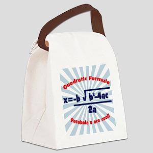 Qform1 Canvas Lunch Bag