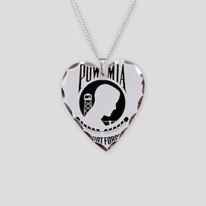 powmiawt Necklace Heart Charm
