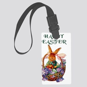 EASTER BUNNY Large Luggage Tag