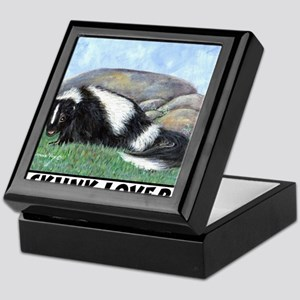 skunklover10x Keepsake Box