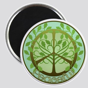2-PeacefulTree2TR Magnet