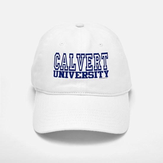 CALVERT University Baseball Baseball Cap