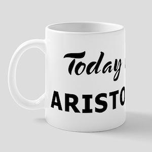 Today I feel aristocratic Mug