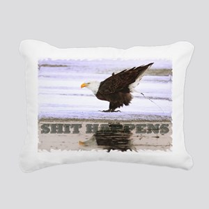 x14Wwrd  shthpns Rectangular Canvas Pillow