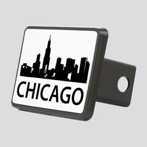 chicago1 Rectangular Hitch Cover