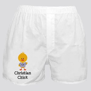 ChristianChick Boxer Shorts