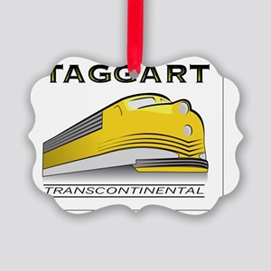 TAGGART TRANSCONTINENTAL Picture Ornament