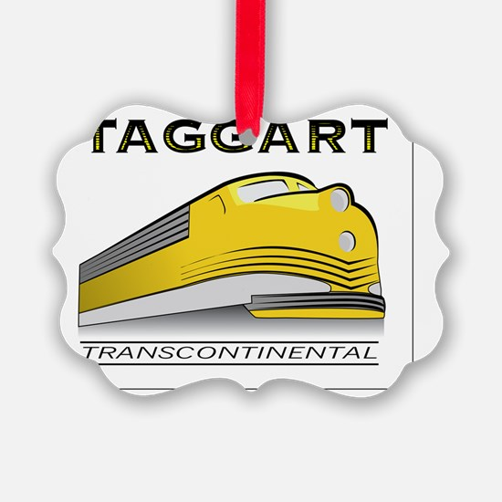 TAGGART TRANSCONTINENTAL Ornament