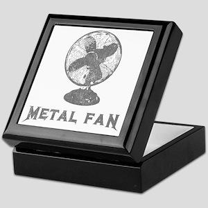 metal_fan copy Keepsake Box