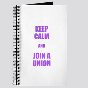 Join a union Journal