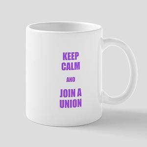 Join a union Mugs