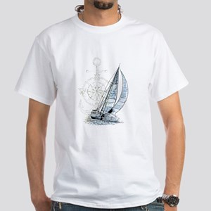 Sailing Boat T-Shirt