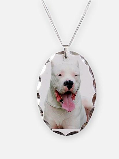 Dogo_Argentino Necklace