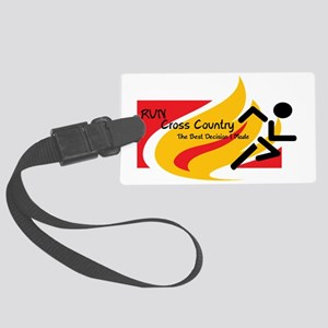 Cross Country Large Luggage Tag