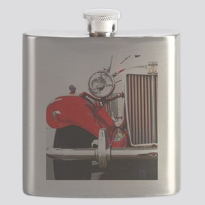 MG TD Closeup Flask