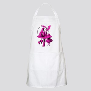Alice and Caterpillar Pink Fill Apron